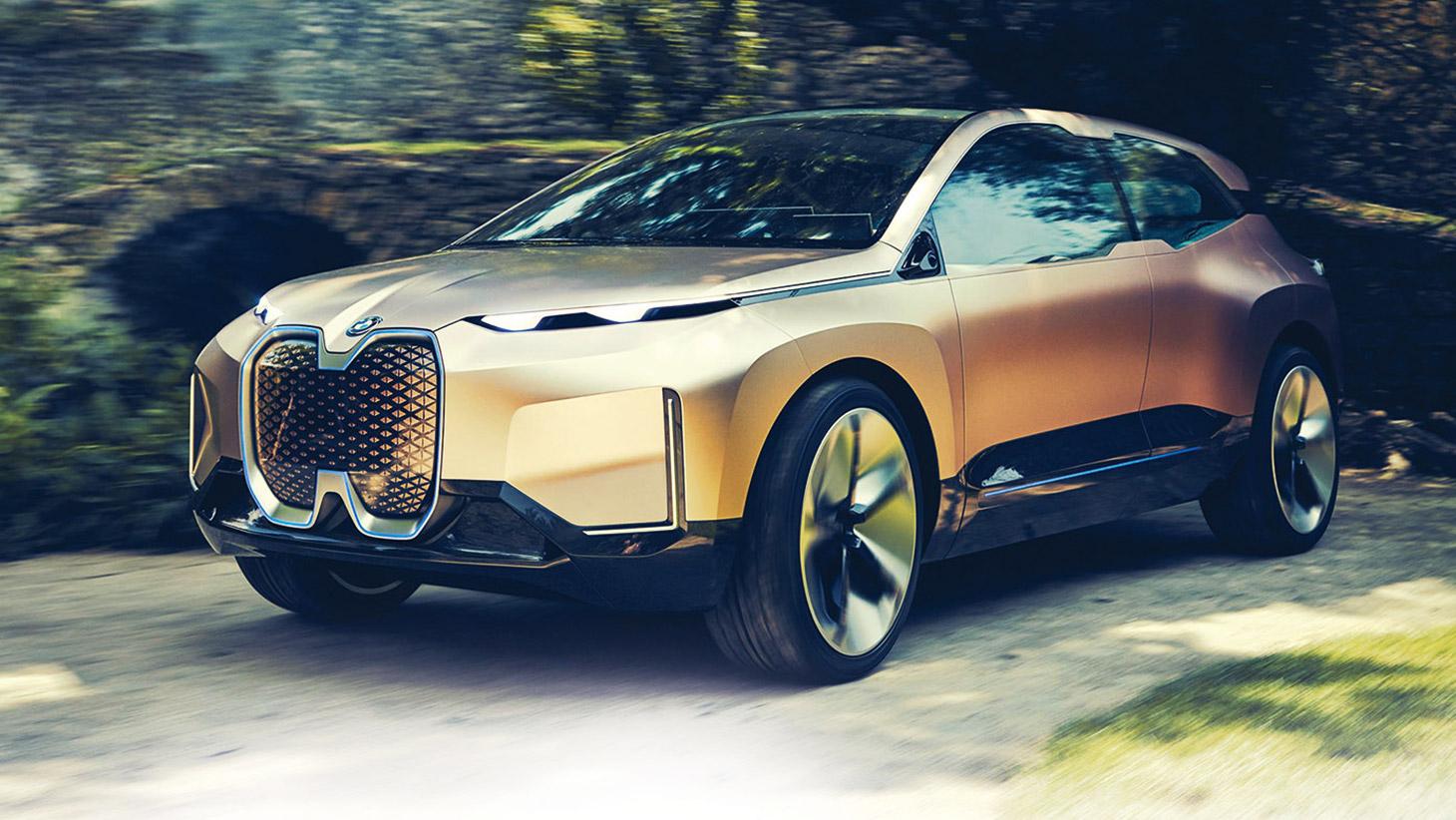El vehículo autónomo de la próxima generación será una creación de la asociación entre BMW y ANSYS