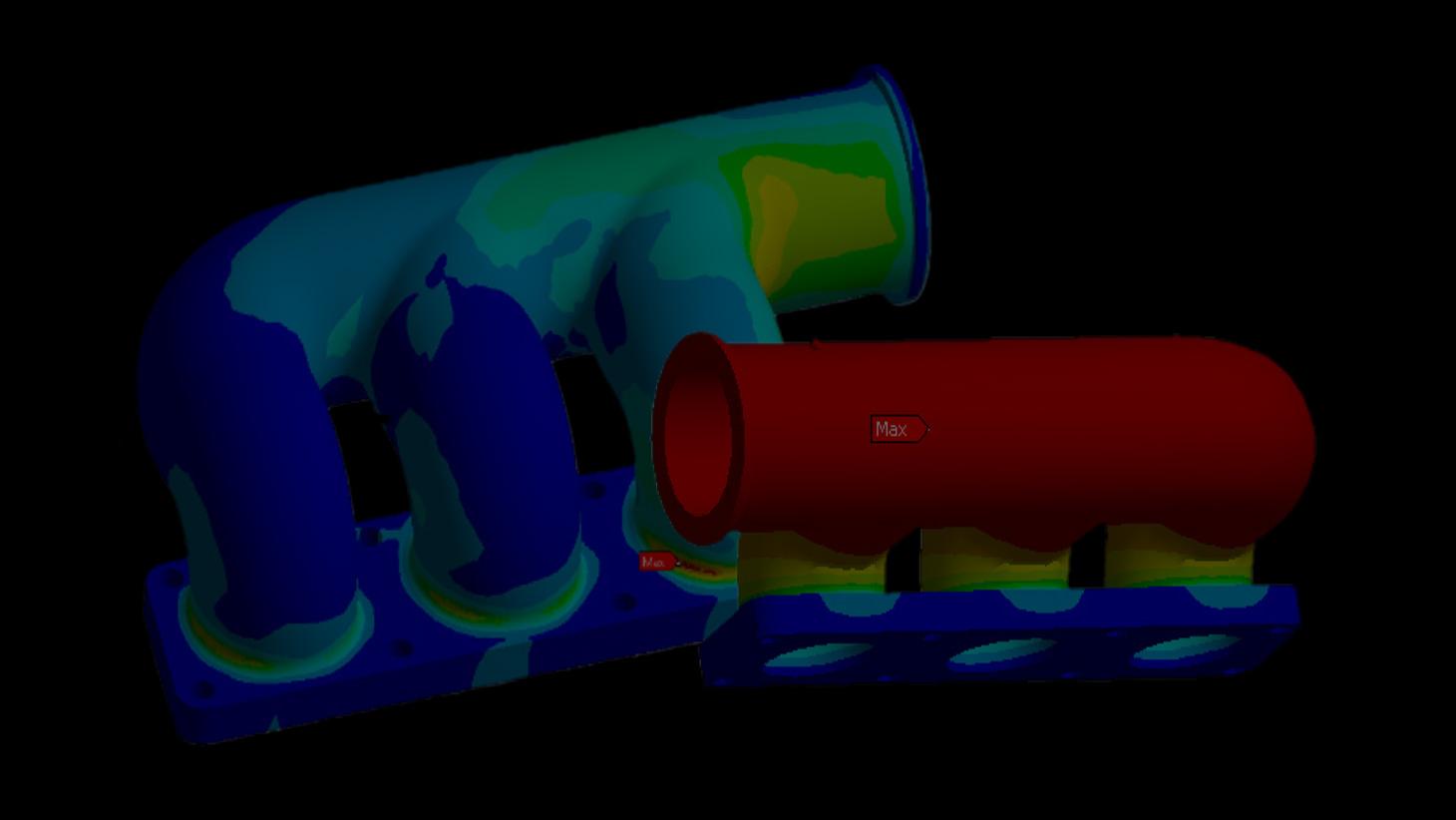 Como projetar componentes para Fadiga Termomecânica