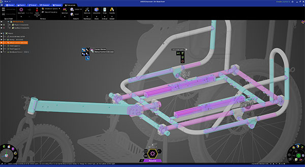 Análise estrutural no Ansys Discovery, com a nova interface do usuário