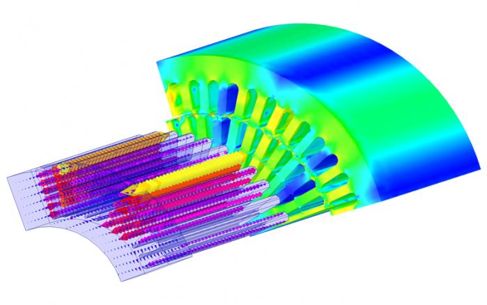 Eletromagnetismo no ANSYS R1 2020
