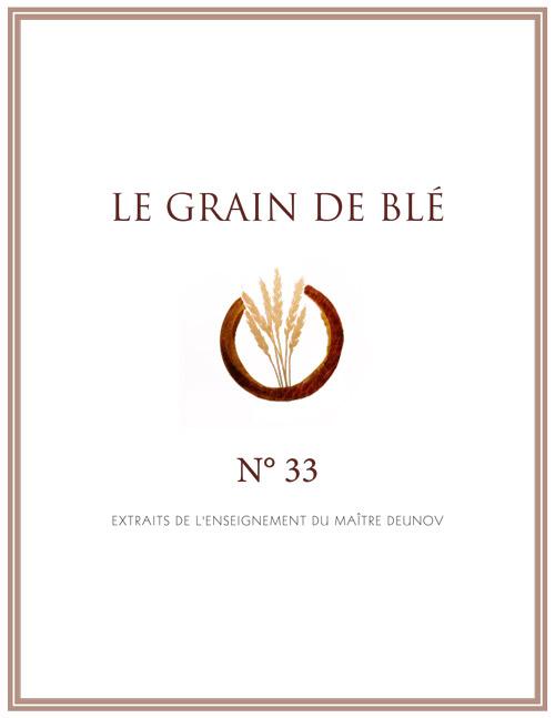 le grain de blé N°33