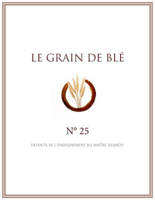 le grain de blé N°25