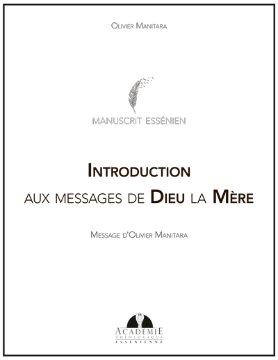 Introduction aux messages de Dieu la Mère