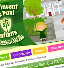 St. Vincent De Paul Infant School, Marino, Dublin