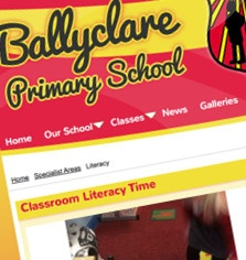 Ballyclare Primary School, Ballyclare