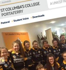 St. Columba\'s College, Portaferry