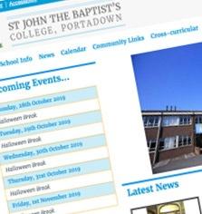 St. John The Baptist\'s College, Portadown