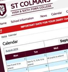 St. Colmans High & Sixth Form College
