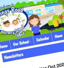 King\'s Road Nursery School, Belfast