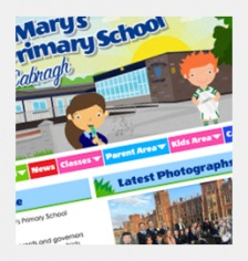 St. Mary\'s PS Cabragh, Dungannon