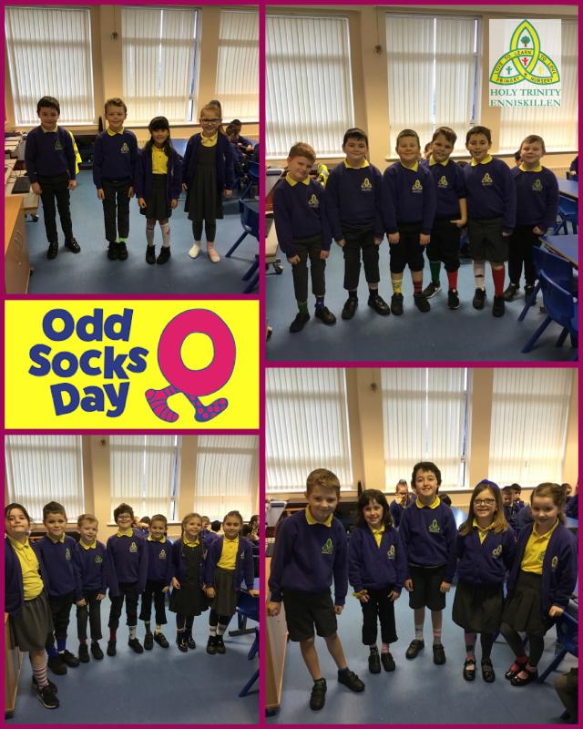 Odd socks in P4