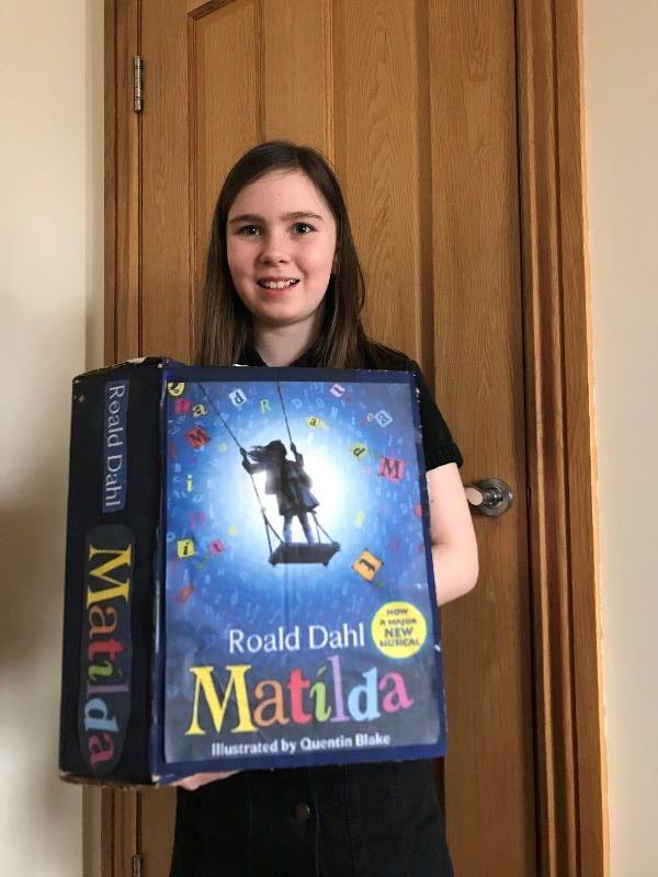 Matilda by Christine