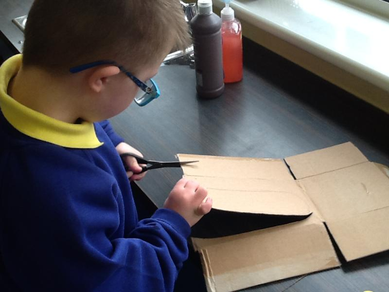 Making a spitfire in P4