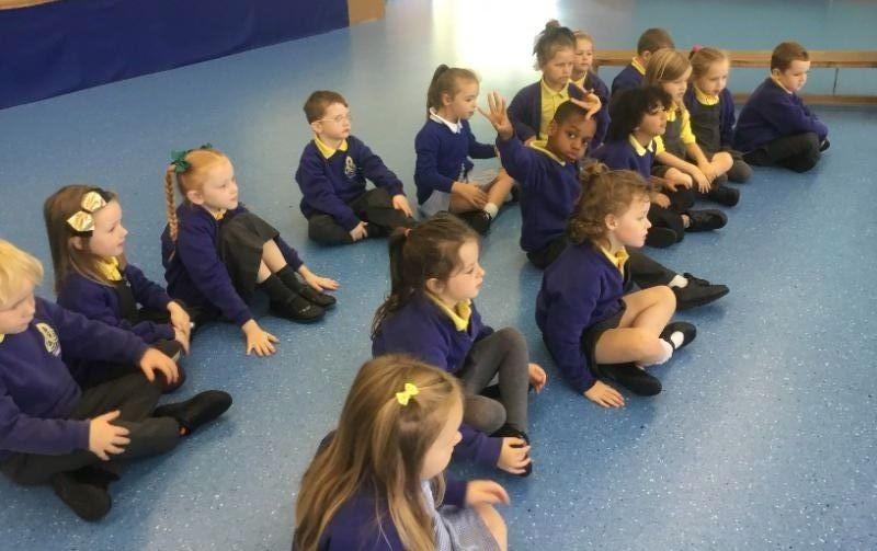 Mrs McMenamin's P1 class: Musical Pathways