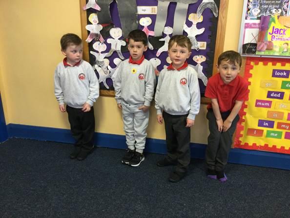 Great Mathletics Ethan, Luca, Brendan and Ronan