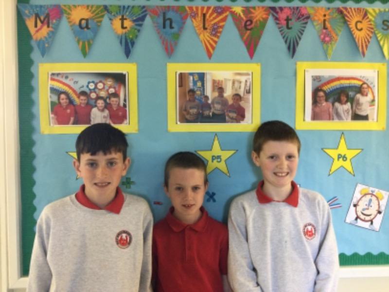 Well done Luke, Jarlath and Kieran