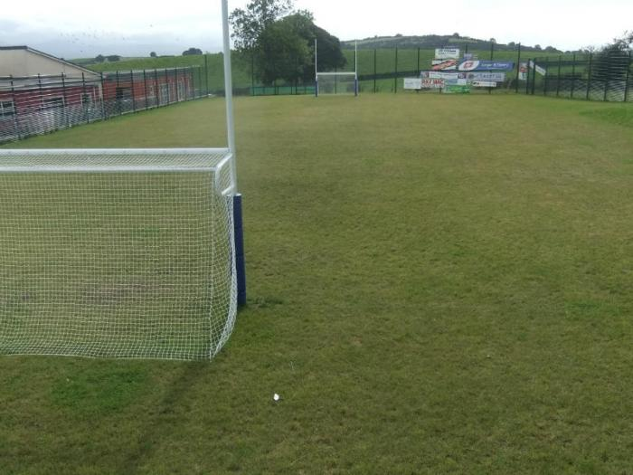 Another view of our school Sports Pitch