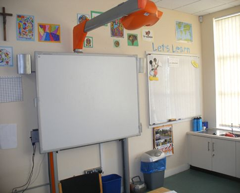 Year 6/7 Classroom