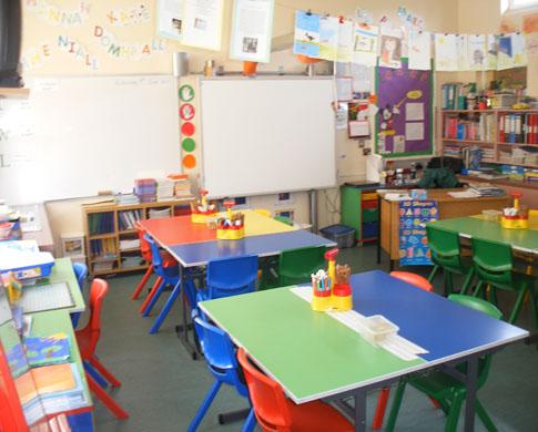 Year 4/5 Classroom