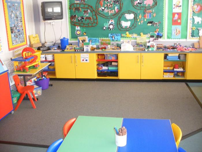 Reception and Year 1
