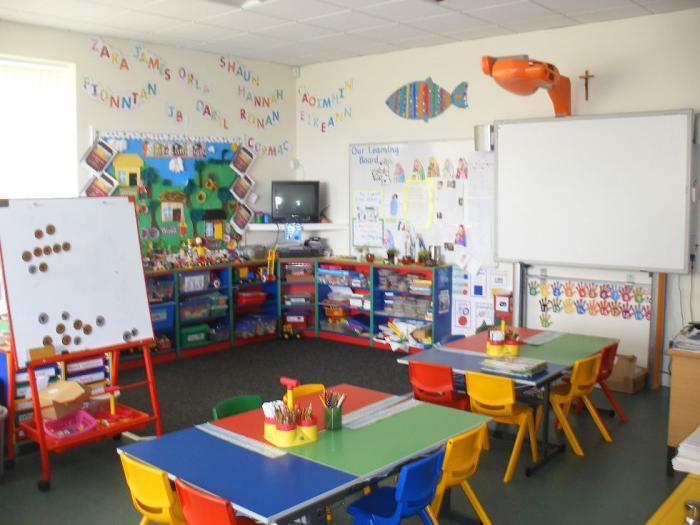 Year 2/3 Classroom