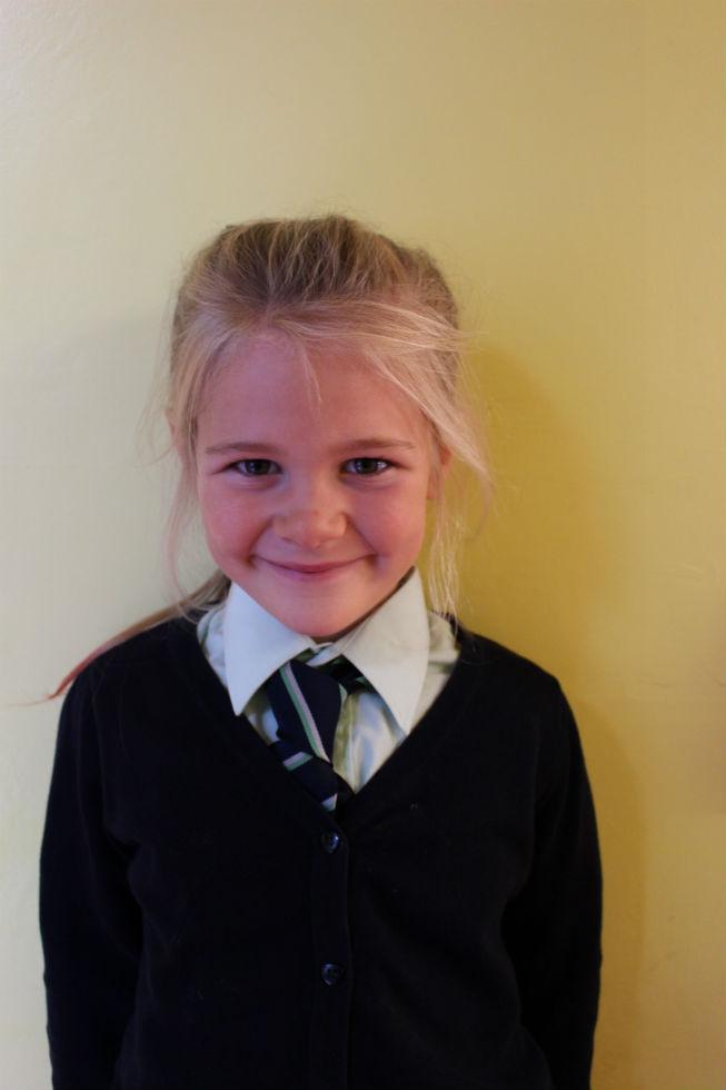 Maddie McIntyre P2 Miss Biddle