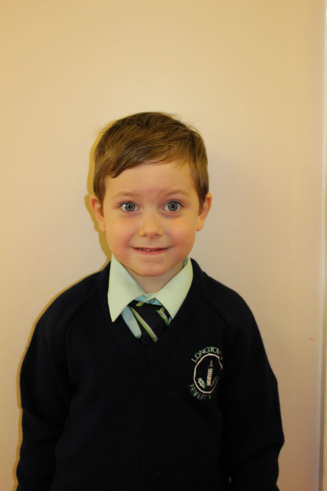 Jack McCallion P1 Mrs McCrystal