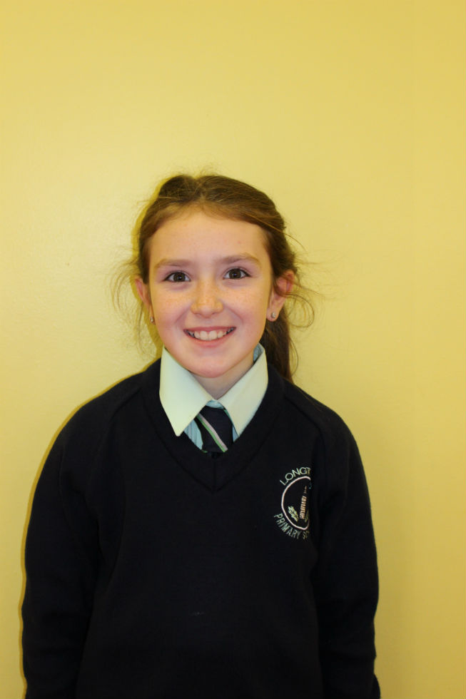 Clara Hutton P5 Mr Kane