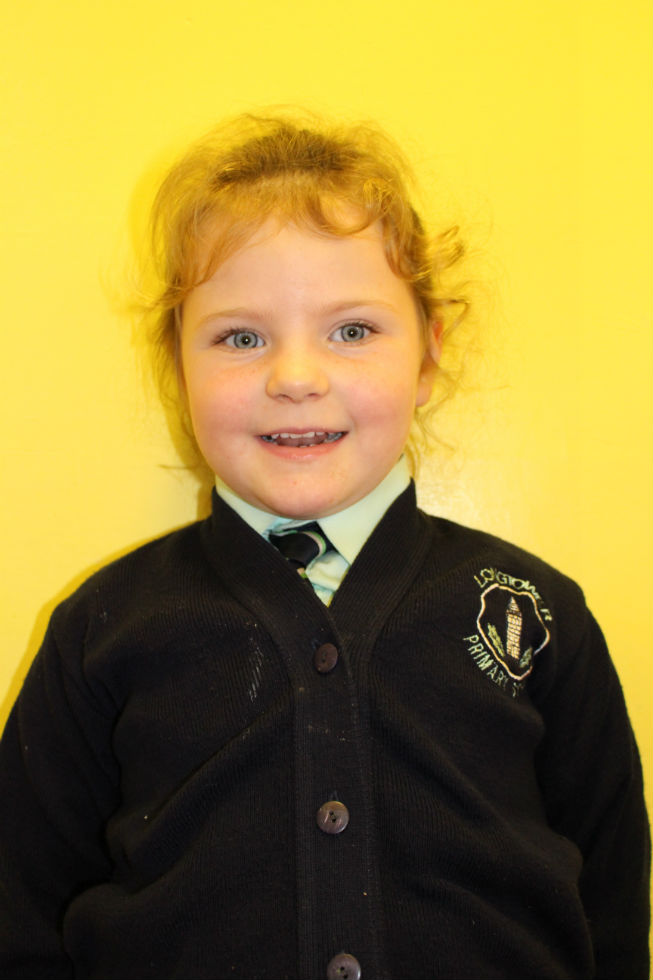 Roisin Barton P1 Miss Guy