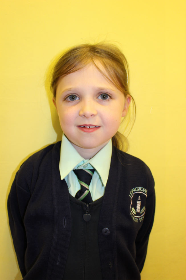Holly Taylor P3 Mrs Lynch