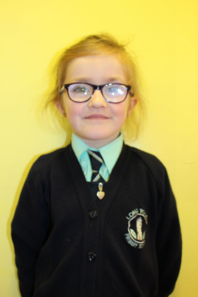 Isabella Cavanagh P1 Miss Guy