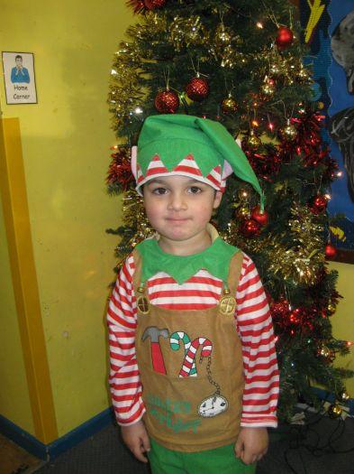 Adam was an elf