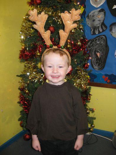 Harvey was a reindeer