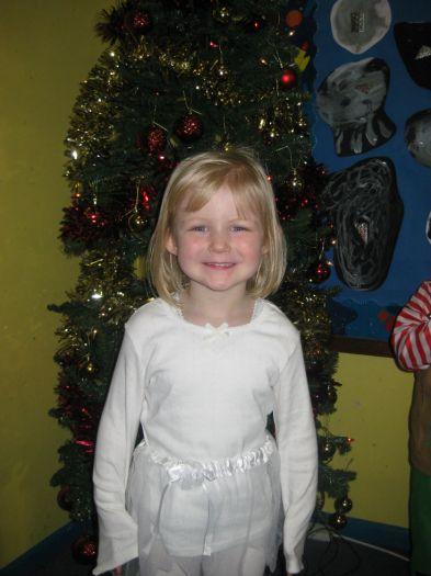 Sophia was a snowflake