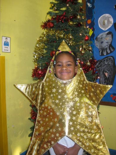 Chisom was a Christmas star