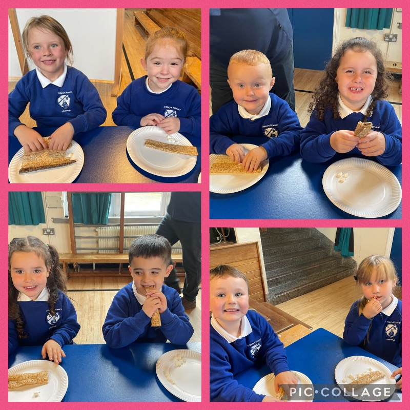 Yummy Crepes in P1 & 2