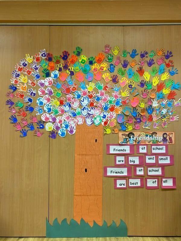 Our School Friendship Tree