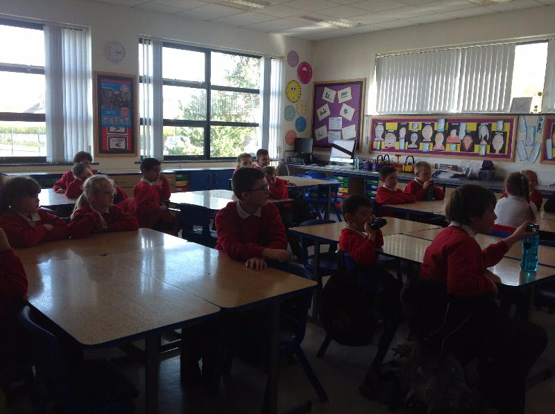 Tuesday - Spanish for P4 - P7 children