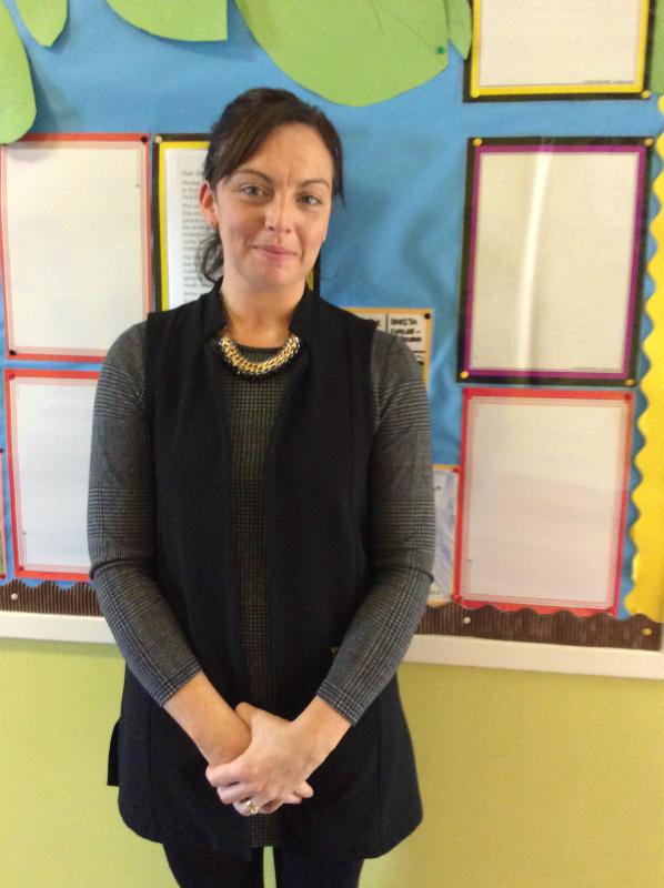 Mrs McGrath - P7 Class Teacher