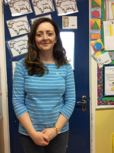Mrs Maguire - Classroom Assistant