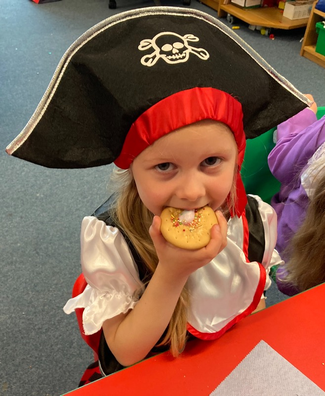 A tasty end to a great day. Well done P1