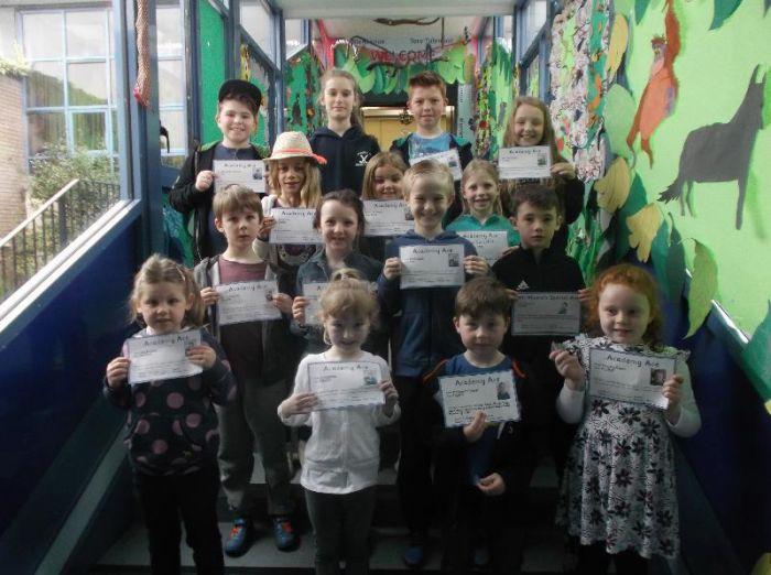 Ace winners 7 April 2017