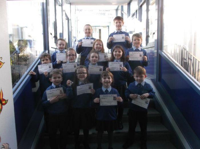 Ace winners 3 February 2017