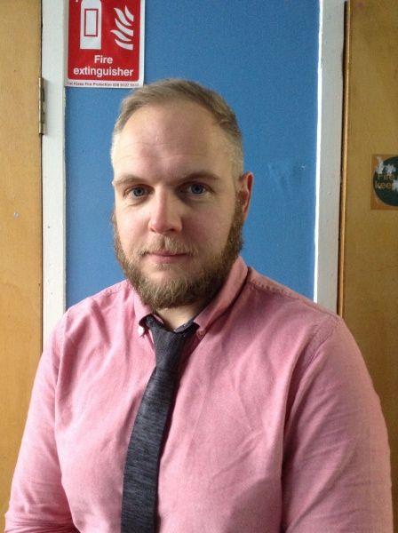 Mr Martin (P6/7) Teacher