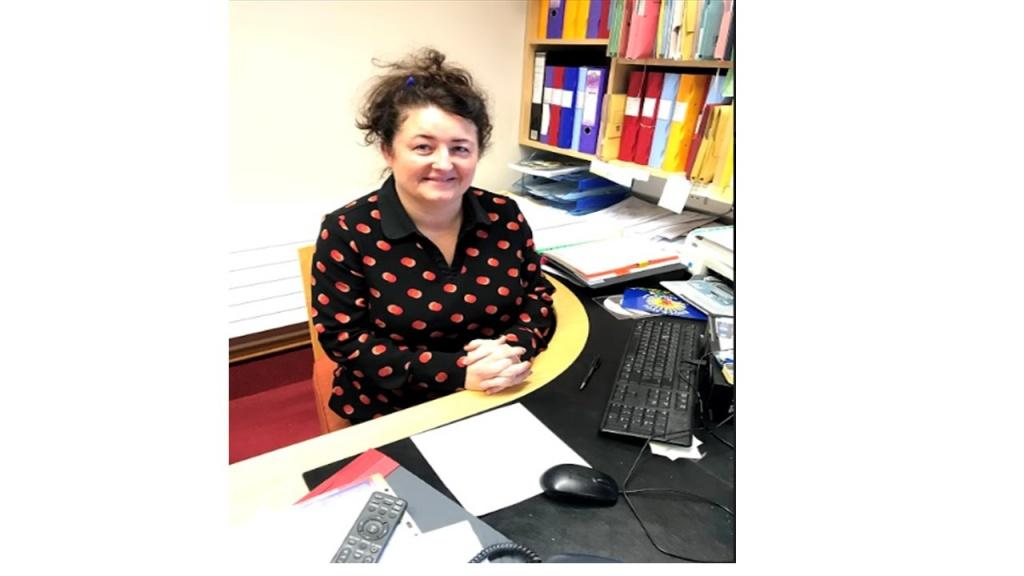 Grainne Dunne VP Designated Child Protection Officer