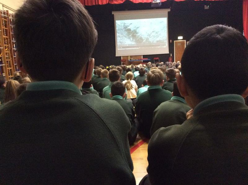Remembrance Day Assembly