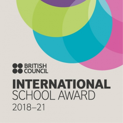International School Award Official Logo 2018 to 2021
