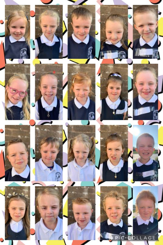 We are Primary One