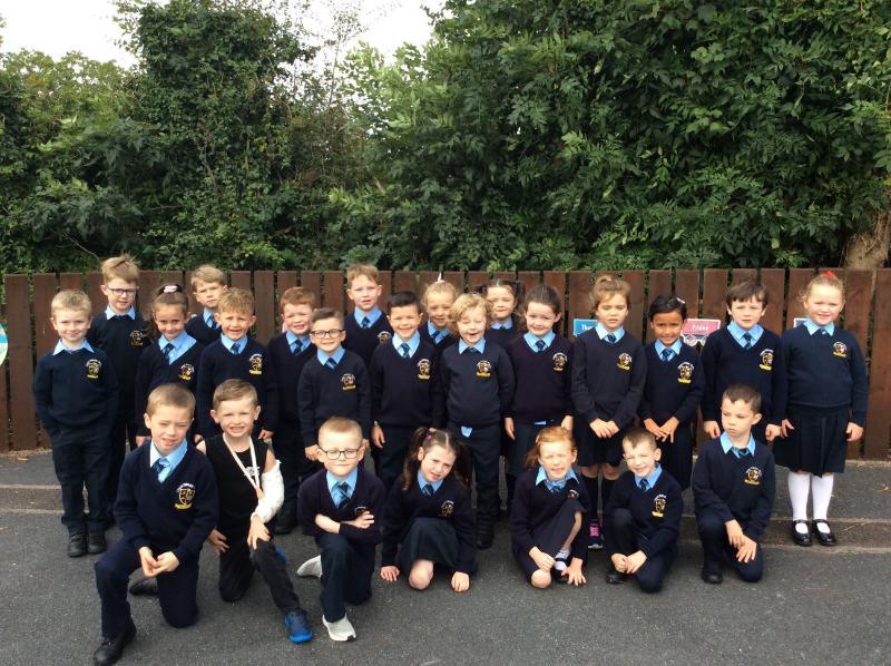 Primary 2/3 class