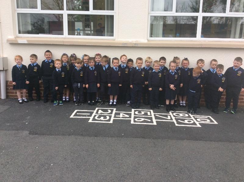 Primary 1/2 class